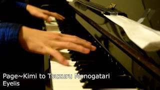 Page~Kimi to Tsuzuru Monogatari - Snow White with the Red Hair S2 ED TV.vers