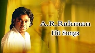 A.R. Rahman Best Video Songs Collection || Jukebox 1080p