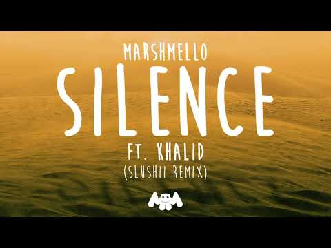 Download Marshmello ft. Khalid - Silence (Slushii Remix)