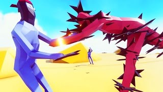 AMAZING NEW UPDATE! NEW UNITS - Totally Accurate Battle Simulator   Pungence