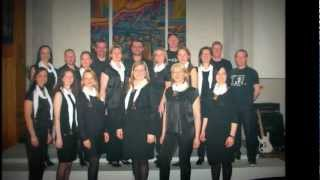 Gothic Choral Music - KLK - AN ANGEL (Live 2012)
