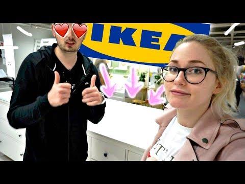 WIR BAUEN UM! 😱 🔥 - IKEA VLOG