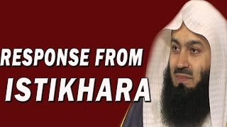 Seeing Dream After Istikhara??? | Mufti Menk