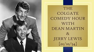 The Colgate Comedy Hour:  January 10 1954