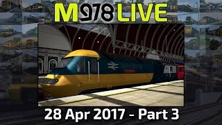 Paddington Spotting! | Train Simulator 2017 | M978 Live
