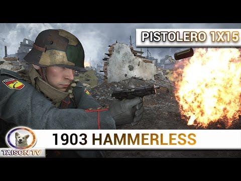 Battlefield 1 El Pistolero 1903 Hammerless