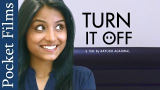 What Girls Watch When They're Alone? | Funny Short Film - Turn it Off | Pocket Films