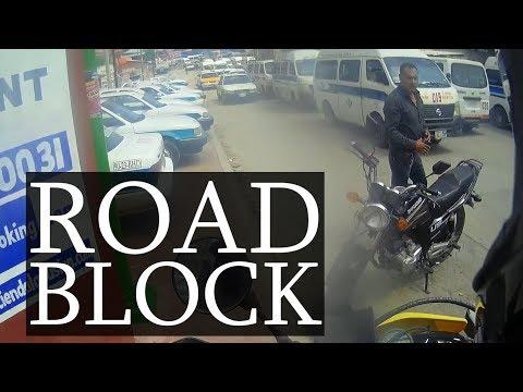 DR650 Motorcycle Ride Roadblocks to Palenque Lake Atitlan Guatemala to Lo de Marcos Mexico