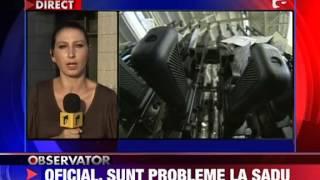 Accidentele de munca de la UM Sadu produse de tehnologia invechita 3 AUGUST 2011