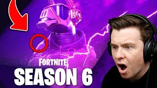 SEASON 6 In Fortnite REVEALED!
