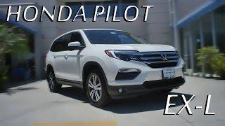 🚦🏁🏁2016 Honda Pilot EX-L Review