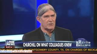 Dinesh D'Souza battles America hater Ward Churchill