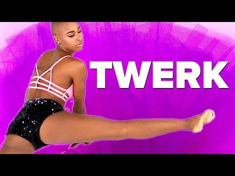 Ballerinas Learn How To Twerk For The First Time