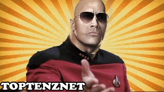 Top 10 Celebrities You Didn't Realize Were In Star Trek — TopTenzNet