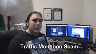 Traffic Monsoon scam review