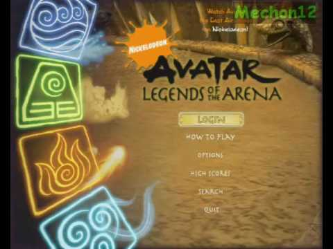 Avatar Legends of the Arena