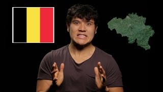 Geography Now! Belgium
