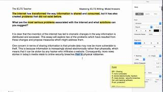 IELTS Writing Task 2: Band 9 Model Essay