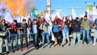 Moment bomb explodes in Turkey's 'worst-ever' terrorist atrocity