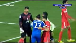 Perspolis Vs. Al Rayyan | HIGHLIGHTS - ACL 2017 | خلاصه بازی: پرسپولیس ۰-۰ الریان قطر