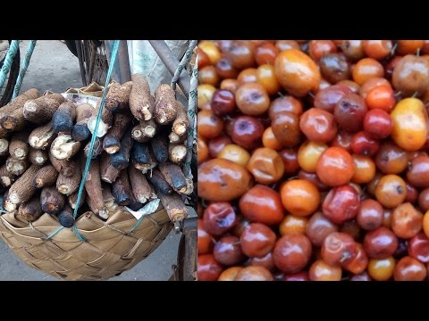 Traditional Village Food Market || Village Market In India || Indian Food Market || Village Food