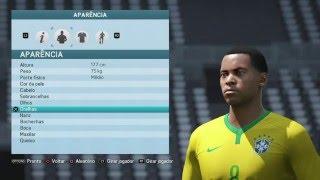 FIFA 16 - Face tutorial Elias (Corinthians/Brasil)