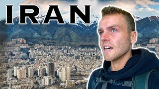 THIS IS IRAN? 🇮🇷 First Impressions of the Mysterious Country