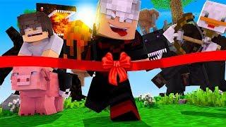 Minecraft: SÉRIE NOVA!!! DRAGON BLOCK - ESCADÃO ‹ Ine ›