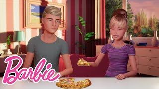 The Pizza Challenge 🍕 With Ken! | Barbie Vlog | Episode 39