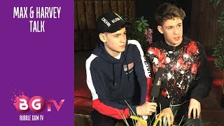 Max And Harvey - Talk With Louise | Bubble Gum TV