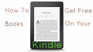 How to get free eBooks on Kindle! (Working Decmeber 2018)