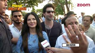 Sunny Leone Refuses To Comment On Her Biographical Documentary | Bollywood News