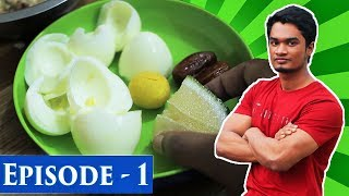 Full Day Diet & Exercise For Muscle Building (Beginners) - Episode 1 - SFZ Transformation