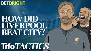 How did Liverpool beat Man City? | Champions League Tactics