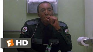 The Relic (1/9) Movie CLIP - Bathroom Break (1997) HD