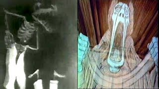 5 Creepiest & Scary Moments Caught In Kid