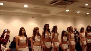 DESFILE MISS BRASIL MODEL TEEN 2012