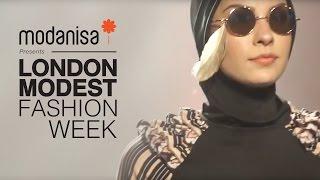 2017 Modasının Nabzı London Modest Fashion Week