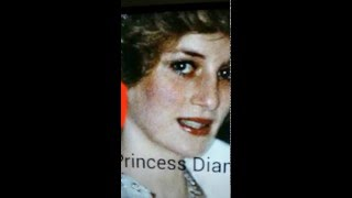 Princess Diana with the Queen Shape Shifting?
