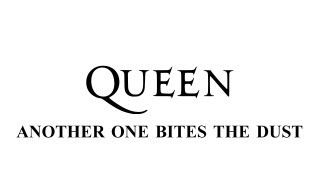 Queen - Another one bites the dust - Remastered [HD] - with lyrics