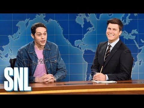Xxx Mp4 Weekend Update Pete Davidson On Mental Health SNL 3gp Sex