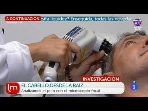 Análisis capilar con Microscopía Confocal