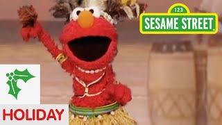 Sesame Street: Kwanzaa Dancing With Elmo