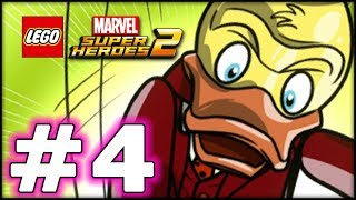 LEGO Marvel Superheroes 2 - GWENPOOL LEVEL 4 - The DUCK - 100% Complete