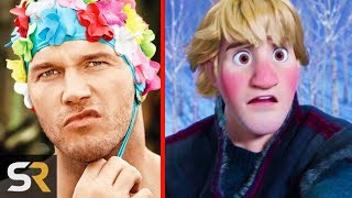 10 Actors You Wish Would Portray Disney Characters