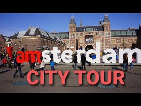 AMSTERDAM NETHERLANDS HD
