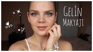 Gelin Makyajı Nasıl Yapılır? | Güzellikvebirece