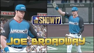 MLB The Show 17 Joe Broadway (3B) Road To The Show - EP133 Home Run Derby MLB 17 RTTS