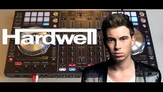 Hardwell Special Mix 2014 (Pioneer DDJ-SX / The Web Disco ♫♪♫)