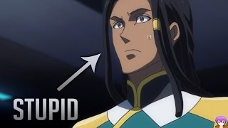 ANGRY RANT - Mobile Suit Gundam: Iron-Blooded Orphans Season 2 Episode 15